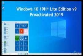 Windows 10 Pro x64 1909 incl Office 2019 - ACTiVATED May 2020