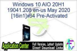 Windows 10 Pro VL X64 OEM ESD MULTi-7 MAY 2020 {Gen2}