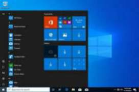 Windows 10 AIO 1903 64 BITS MAIO 2019