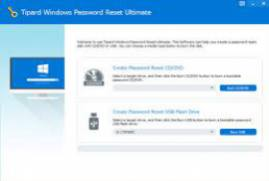Tipard Windows Password Reset Platinum 1.0.10.0 + Patch