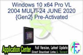 Windows 10 X64 Pro VL incl Office 2019 fr-FR JUNE 2020 {Gen2}