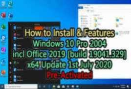 Windows 10 Pro VL X64 1909 OEM ESD en-US MARCH 2020 {Gen2}