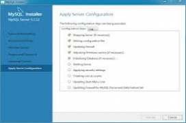 MySQL Community Installer 5.7.10 for Windows