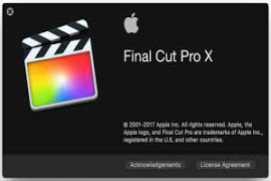 Final Cut Pro 10.4.8 (Windows)